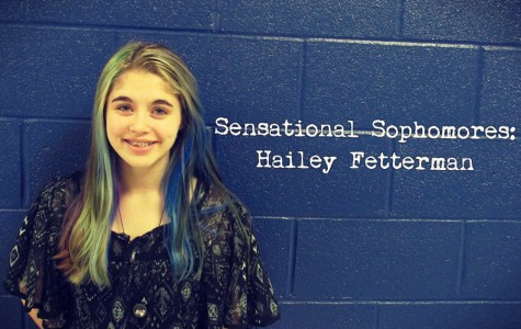 Sensational Sophomore Hailey Fetterman