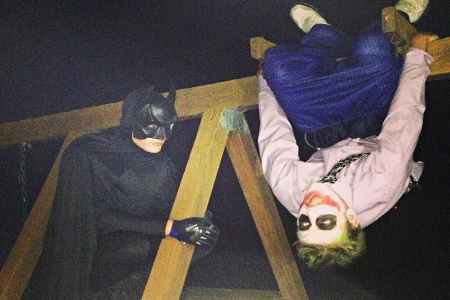 Im Batman.
