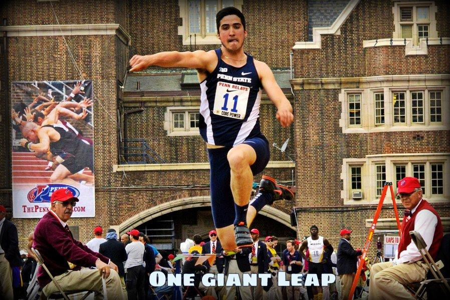 Bellwood-Antis graduate Brian Leap is set to begin his final season as a jumper for the Penn State track & field team and he's eyeing All-American status.