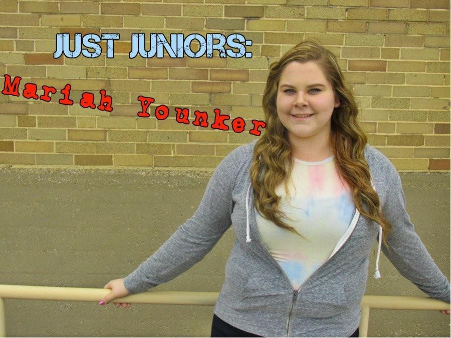 Mariah Younker: Just Juniors