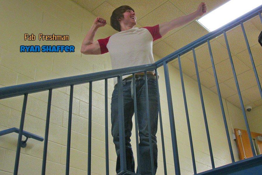 Fab Freshman: Ryan Sheaffer