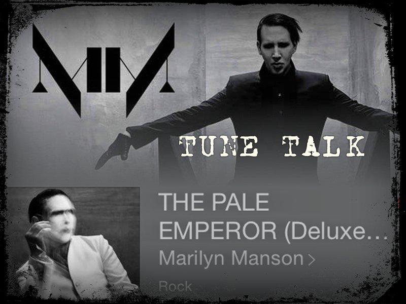 Marilyn Manson: please just stop