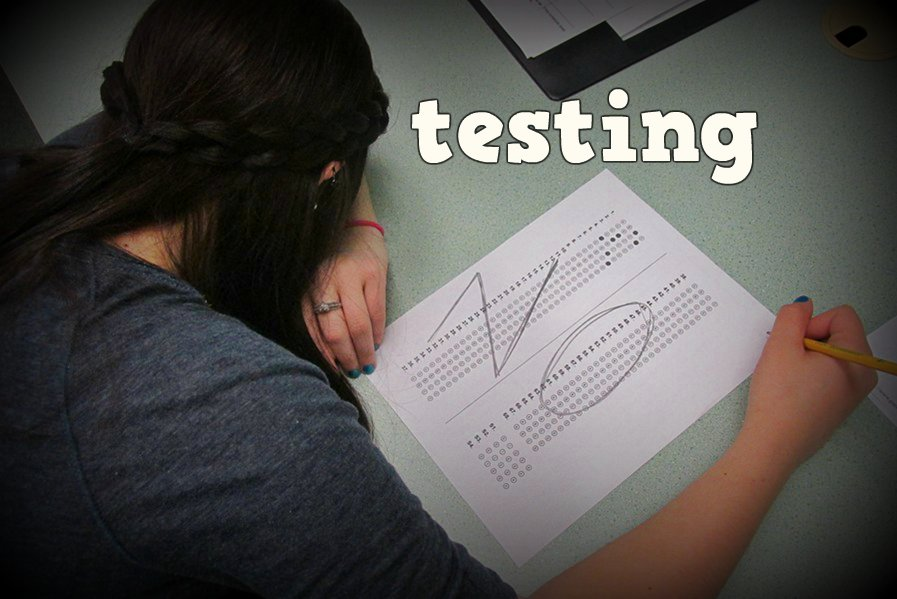 Standardized testing brings with it pressure, and many students are opting out  of the process.