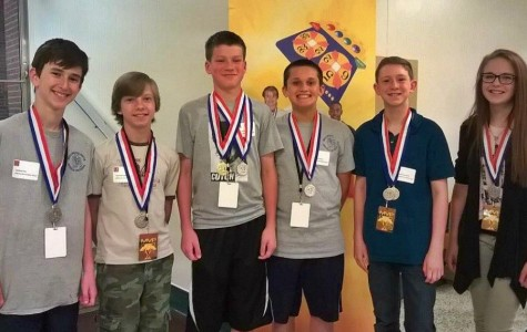 B-A students perform well at local math competitions