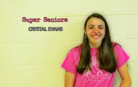Super Senior: Crystal Evans