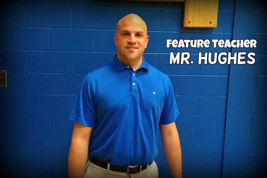 An avid golfer and animal lover: Mr. Hughes