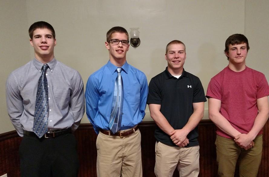 Four BA Wrestlers Take A Spot on Pennsylvania All-Academic Team
