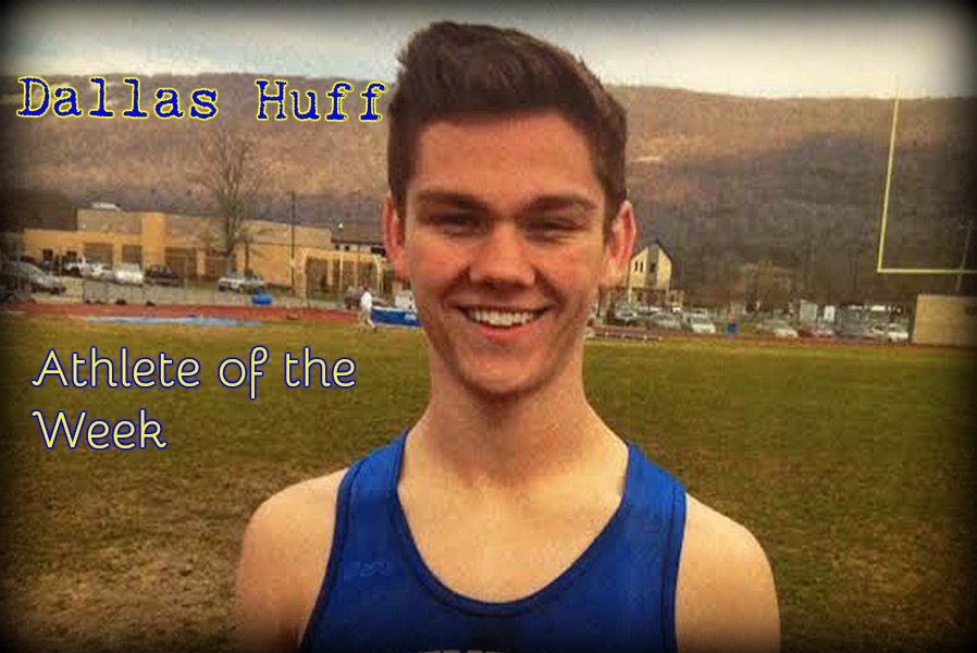 Athlete of the week dallas huff the blueprint close malvernweather Choice Image