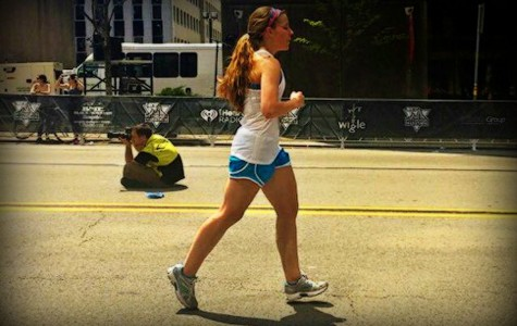 Several runners with local ties run in Pittsburgh Marathon