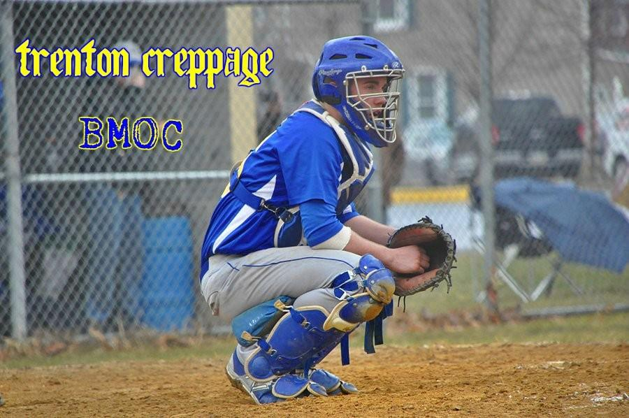 Trenton Creppage has been a standout on the baseball team since ninth grade, and now he's on the doorstep of 100 hits.