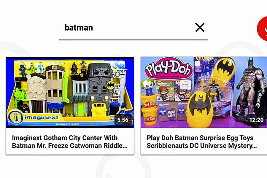 YouTube Kids has plenty of programming kids like, but its often just ads in disguise.