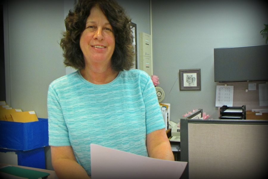 After 15 years, Mrs. Susan Dees is retiring from her position as middle school secretary.