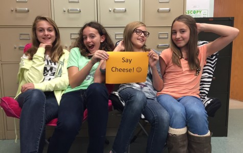 Students are encouraged to bring their best smile to school next week.