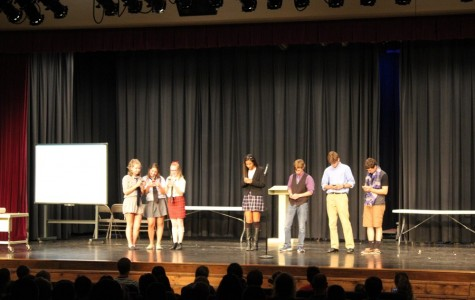 Annual Skit Night pleases the crowd