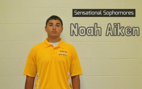 Sensational Sophomores: Noah Aiken