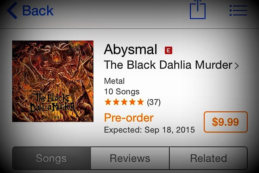 The Black Dahlia Murder will release its next album September 18.
