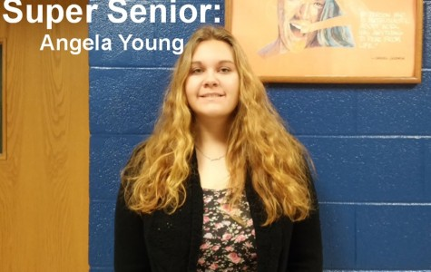 Super Seniors: Angela Young