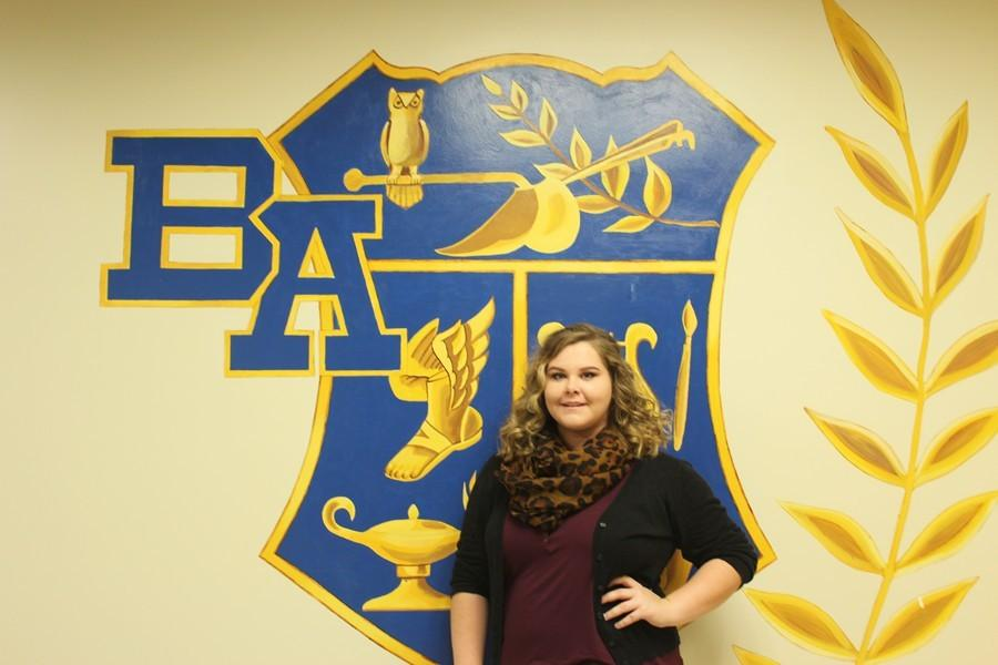 Mariah Younker: Accepted into AIP