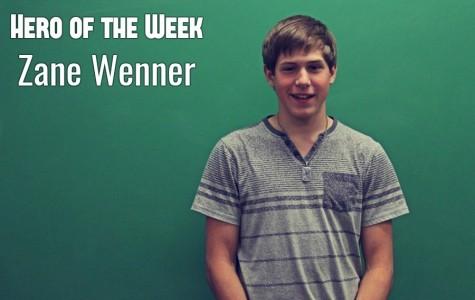 Unsung Hero: Zane Wenner