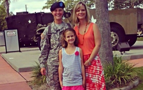 Featured Alumni: Hannah Cherry is growing in the military