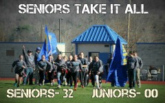 Seniors get the win.