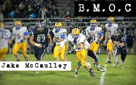 Big Man On Campus: Jacob McCaulley