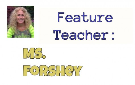 Feature Teacher: Ms. Forshey