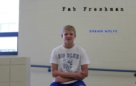 Fab Freshman: Shawn Wolfe