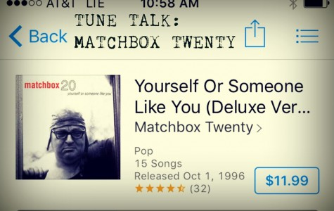 Matchbox Twenty: a band to listen to