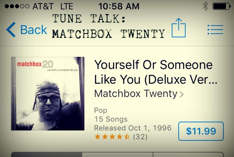 Matchbox Twenty: a band to listen to