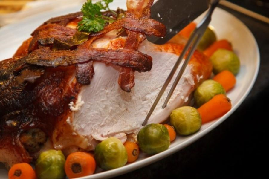 Many families will be enjoying a turkey dinner together this holiday.