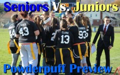 This year's Powderpuff game is November 15th at 2 P.M.