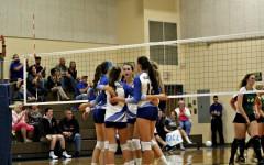 Girls' volleyball season over