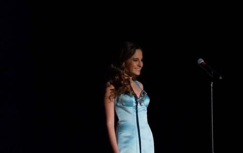 Freshman Alivia Jacobs recently won Ms. Greater Juniata Valley Outstanding Teen.