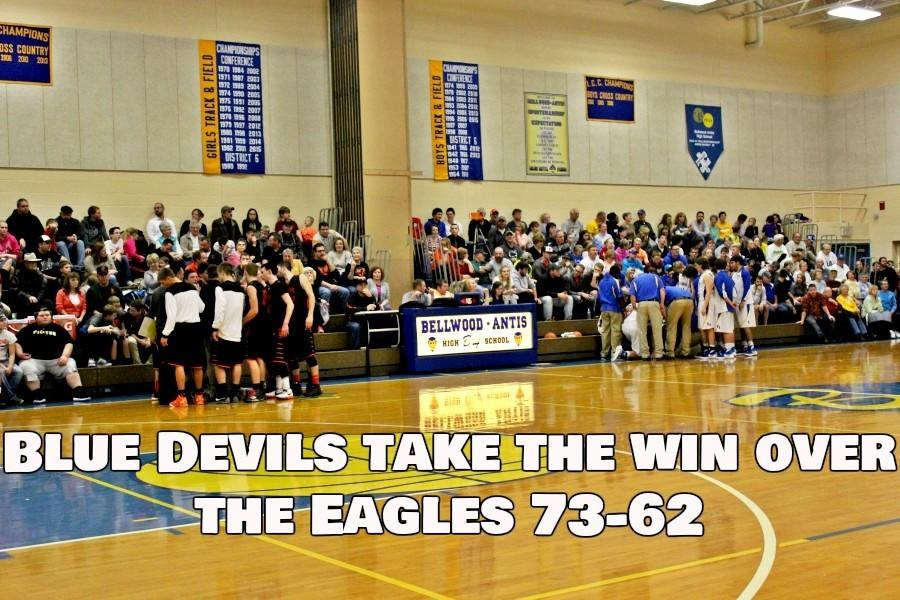 The Blue Devils got a big victory Friday night.