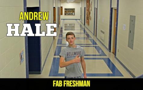 Fab Freshman: Andrew Hale