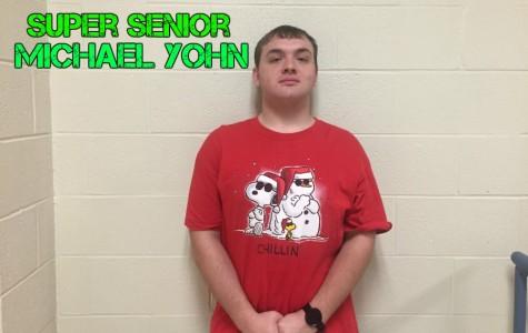 Super Senior: Michael Yohn