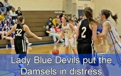 The Lady Devils rebounded from a tough loss with a big win over Mo Valley.