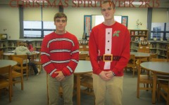 The BA BluePrint Sponsors Another Christmas Spirit Week