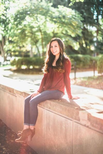 Maria McFarland: Soaring on as a Juniata College Eagle