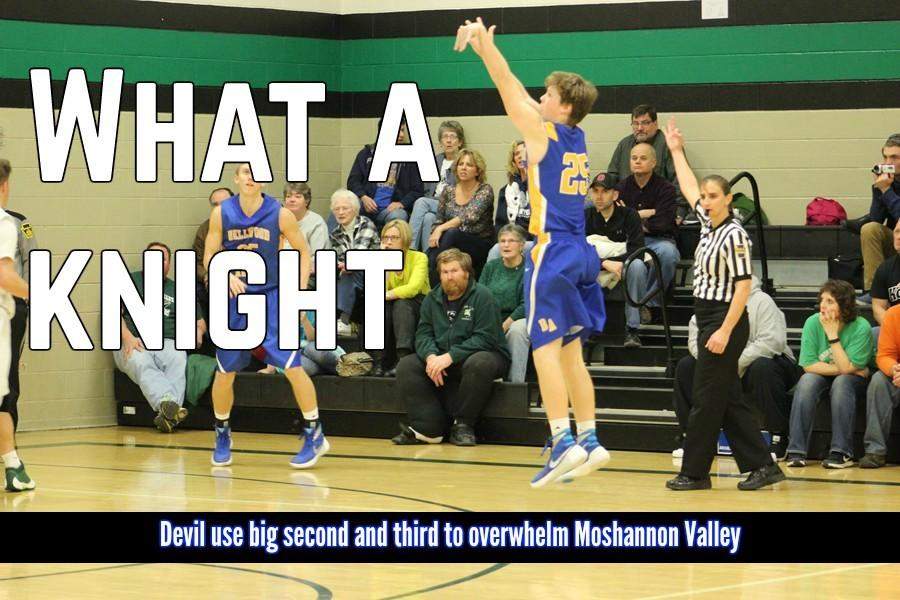 Trent+Walker+was+one+of+four+Devils+in+double+figures+against+Moshannon+Valley.