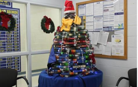 How many books make up the tree?