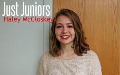 Just Juniors: Haley McCloskey