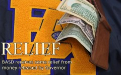 Money released by Wolfe will help the Bellwood-Antis School District, but they won't end the trouble in Harrisburg.