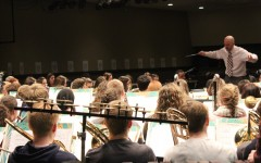 Blue Band Director to lead PMEA District Band