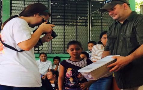 Alumnus makes trip to Honduras