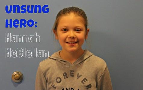 Unsung Hero: Hannah Mcclellan