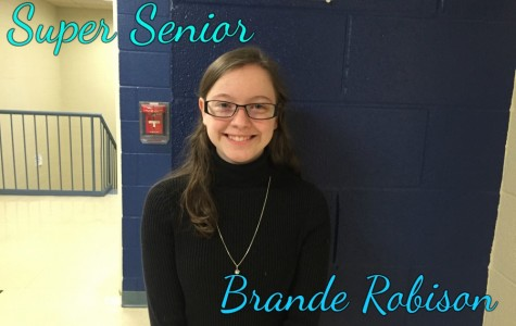 Super Senior: Brande Robison