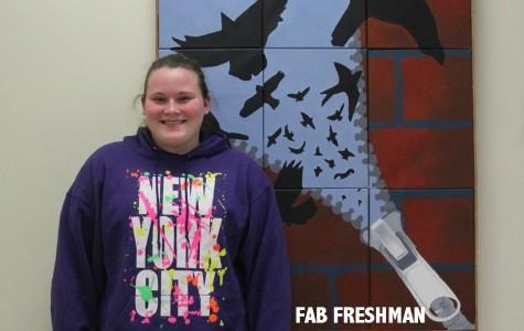 Fab Freshman: Jestelynn Heaton