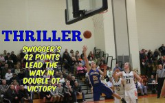 The Lady Blue Devils got a huge win over Tyrone.